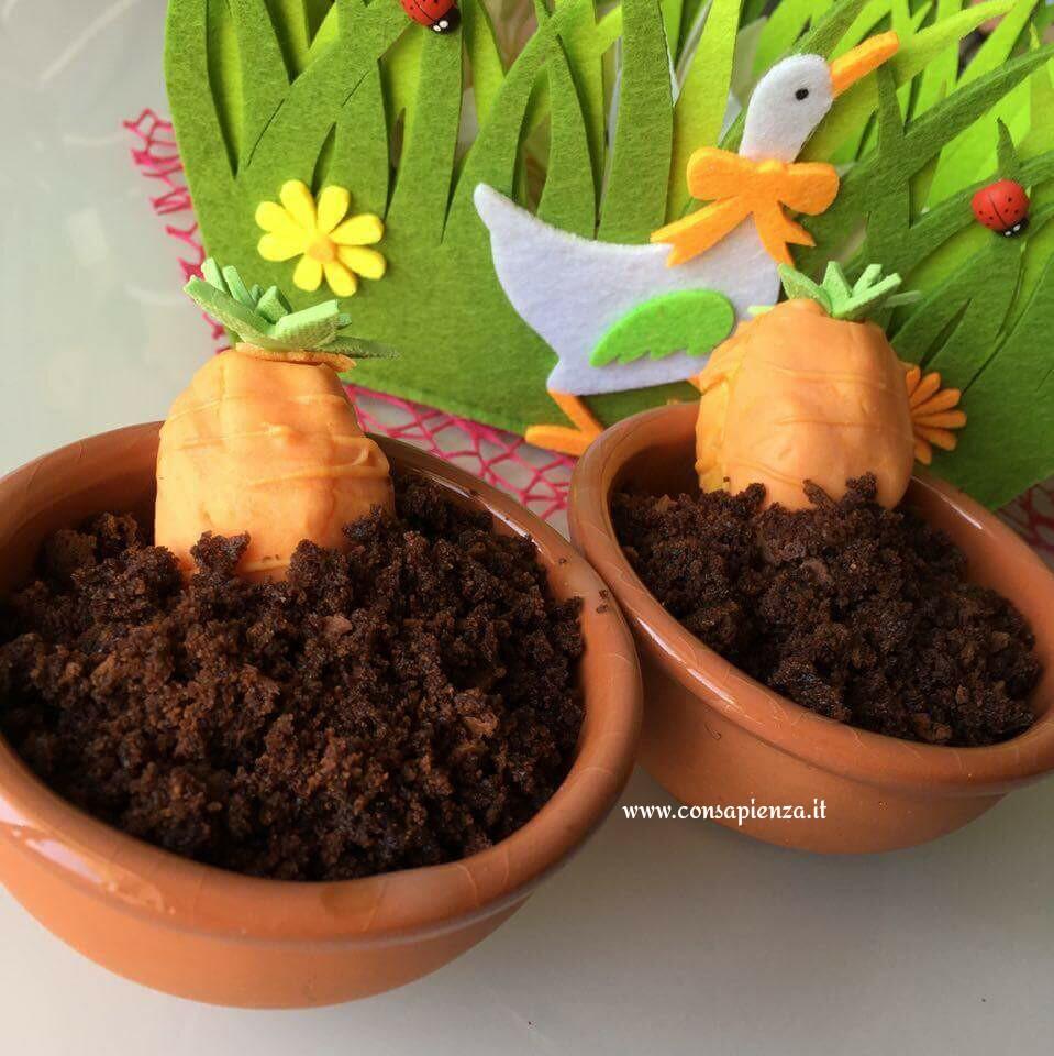 Mousse di cioccolato e panna